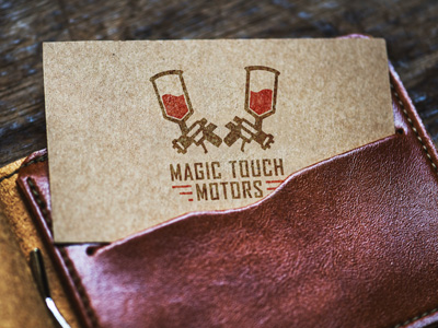 Логотип Magic Touch Motors